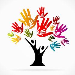 stock-vector-helping-tree-195285869